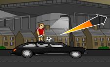 Top Fırlatma Aracı Oyunu