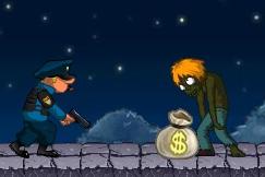 Zombi Avcısı Polis Oyunu