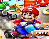 Süper Mario Yarışı Oyunu