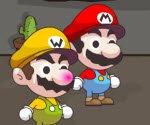 2 Kişilik Mario Şeker Evi Oyunu
