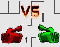 2 Kişilik Tank Savaşı 2 Oyunu