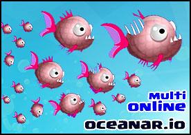 Oceanar.io Oyunu