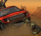 Zombi Arabası 2 Oyunu