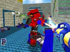 Minecraft Online Savaş