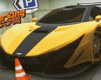 Süper Araba Park Oyunu