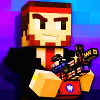 3D Minecraft FPS 6