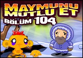 Maymunu Mutlu Et Bölüm 104
