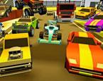 3D Arena Yarışı Oyunu