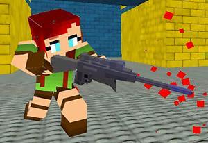Fast Pixel Bullet Oyunu