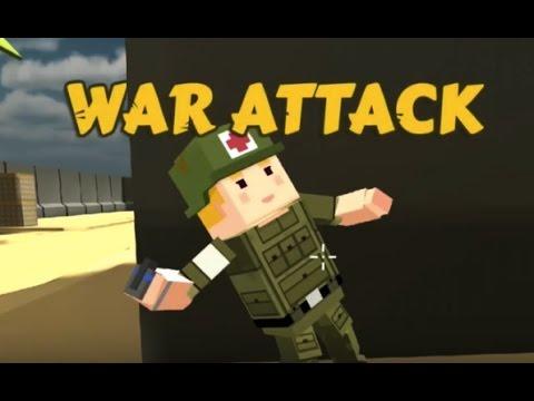 War Attack Oyunu