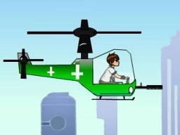 Ben 10 Helikopter