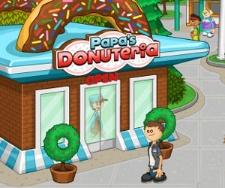 Papa Donut Dükkanı 2