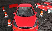 Rıhtım Araba Parkı Oyunu