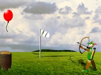 Yayla Balon Patlatma Oyunu