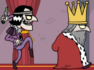 Kral Katili Oyunu