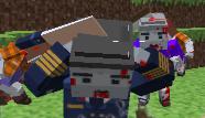 Minecraft Savaşı: Enfeksiyon