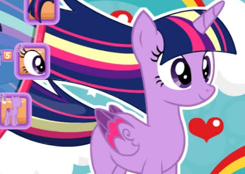 Twilight Sparkle Tarzı