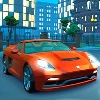 3D Karanlık Şehir: 2 Oyunculu Yarış