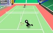 Çöp Adam Tenis 3D