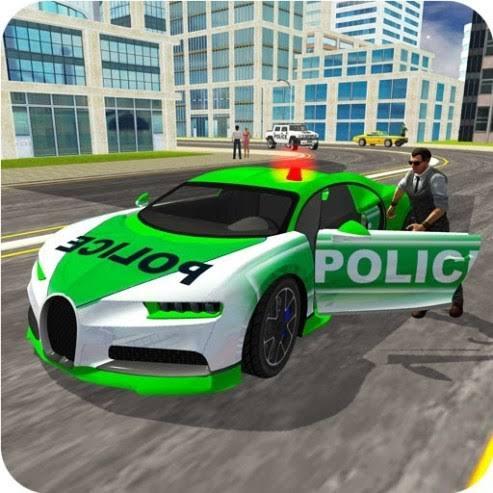 Gerçek Polis Sürücüsü