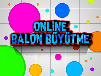 Online Balon Büyütme Oyunu