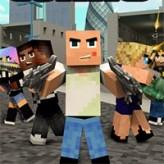 Bloklu Gangster Savaşı Oyunu