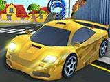 Çizgi Film Araba Numarası Oyunu