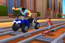 Demiryolu Koşucusu 3D Oyunu