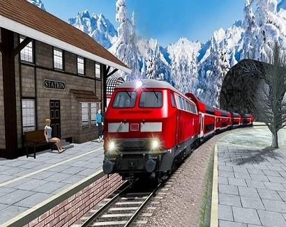 Gerçek Tren  Simülatörü 3D Oyunu