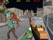Gungame Poligon Battle Royale Oyunu