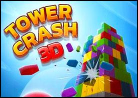 Kule Parçala 3D Oyunu