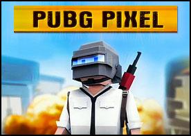 PUBG Pixel Oyunu