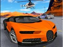 Şehirde Öfkeli Araba Sürüş Simülatörü Oyunu