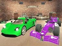 Süper Arabalar Hız Yarışı