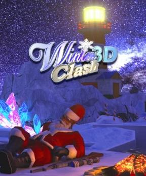 Winter Clash 3D Oyunu