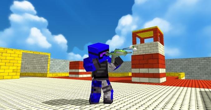 Minecraft Boya Savaşı 2