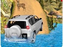 Offroad Jeep Simülatörü Oyunu