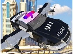Uçan Polis Arabası