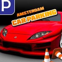 Amsterdam Araba Park Etme Oyunu