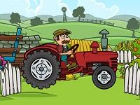 Traktör Teslimat Oyunu
