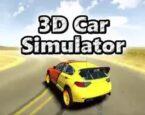 3D Araba Simülatörü