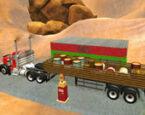 18 Tekerlekli Kargo Simülatörü
