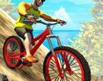 MX Dağ Bisikleti Simülasyonu