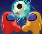 2 Kişilik Among Us Futbol