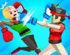 2 Kişilik Komik Güreş