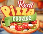 Gerçek Pizza Pişirme