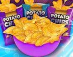 Patates Cipsi Yapma