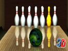 3D Bowling Oyunu Oyunu