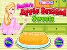 Barbie Elmalı Tatlı Oyunu