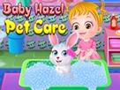 Hazel Bebek Hayvan Bakımı